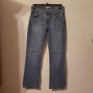 Levi's 529 Jean's size 8